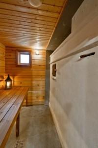 "Sauna in the apartment ""Gemini"""